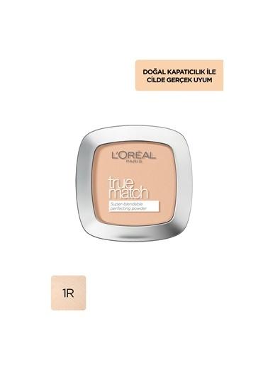 L'Oréal Paris True Match Fond.R1-C1 Rose ivory Renkli